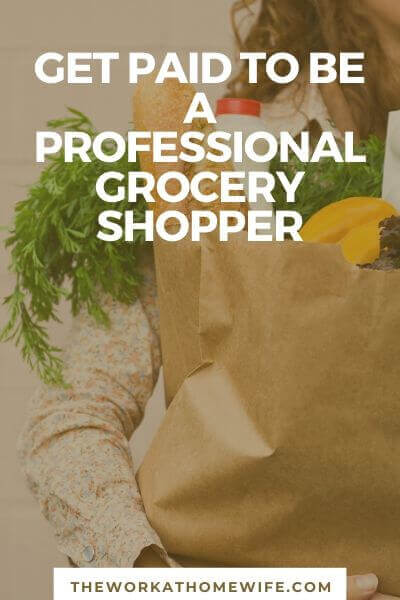 Are you looking for a flexible way to earn some extra money? Becoming a personal grocery shopper may be a great gig for you!