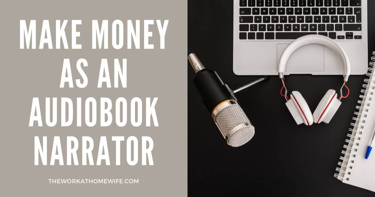 How to Get Paid to Narrate Audiobooks