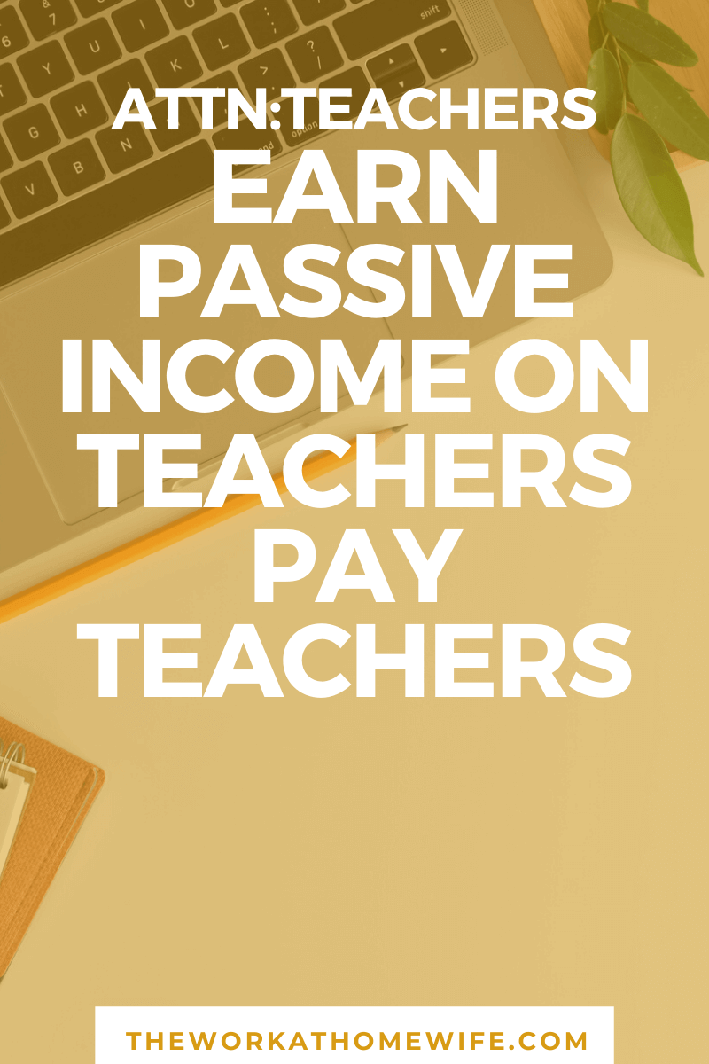 Teachers Pay Teachers is a site allowing individuals to buy, sell and share teacher resources. The site claims to have over three million users and over 255 educators earning $50,000+ annually.